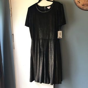 LuLaRoe Elegant Amelia Dress